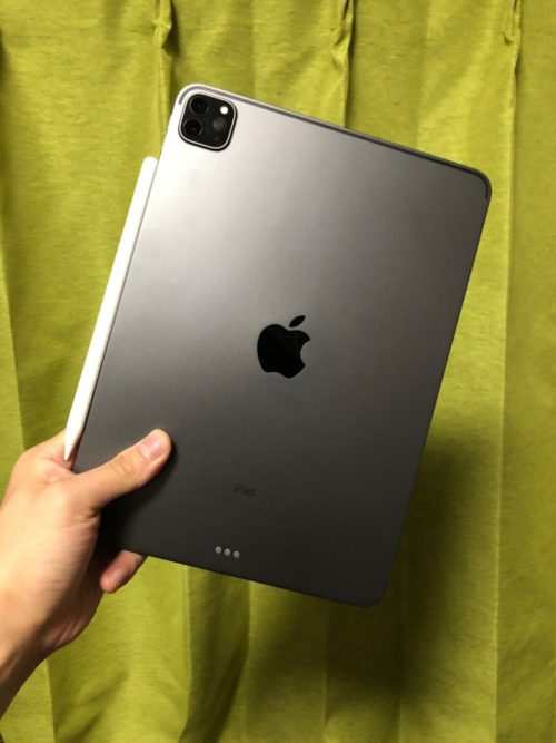 iPad Pro レビュー 2020